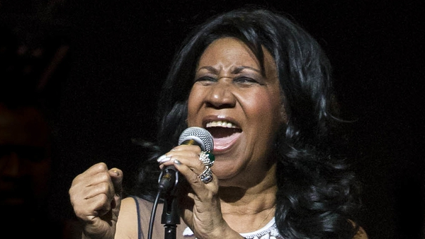 Aretha Franklin in full voice