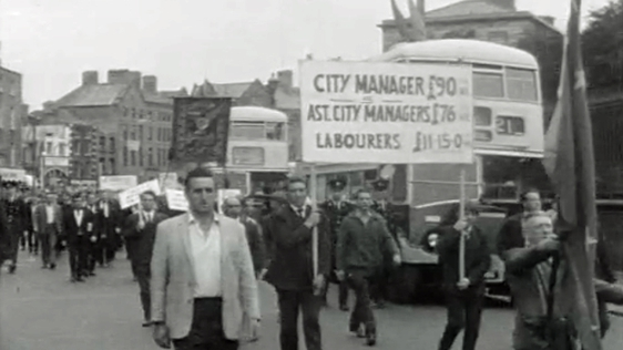 Dublin Corporation Bin Strike (1968)