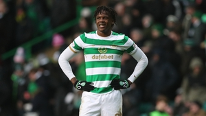 Dedryck Boyata is not in Athens for Celtic's Champions League second leg tie