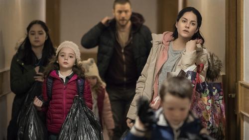 Rosie is in Irish cinemas this October