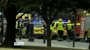 Six One News (Web): Man arrested after 'terror' incident in London