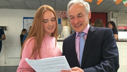 57,000 students receive Leaving Cert results | RTÉ News