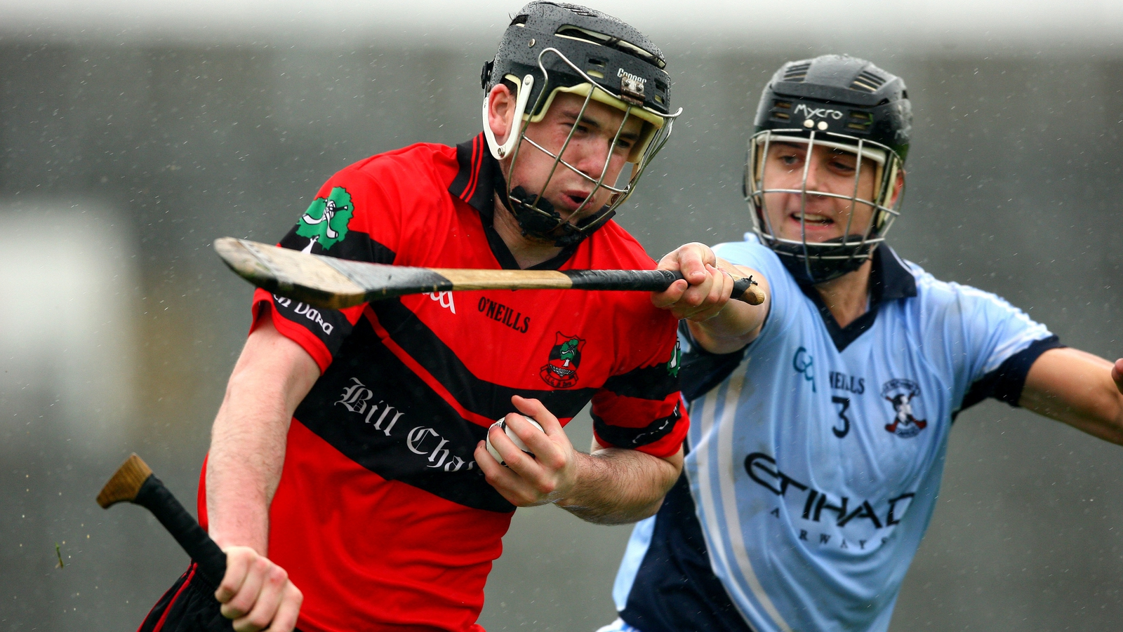 Image - Declan Hannon in action for his club Adare