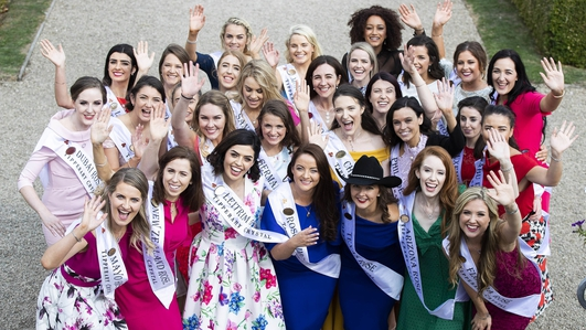 Preparations underway for the 60th Rose of Tralee Festival