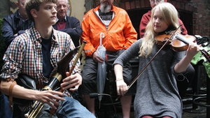 The All Ireland Fleadh was held in Drogheda last year