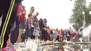 Six One News (Web): Service held to mark 20th anniversary of Omagh bombing