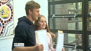 Six One News (Web): Over 57,000 Leaving Certificate students collect their results
