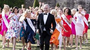 Dáithí Ó Sé is back for his ninth year as Rose of Tralee host