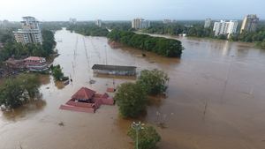 Over 60,000 people have entered relief camps because of the heavy floods