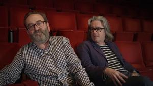 Abbey Theatre Co-Directors Neil Murray and Graham McLaren