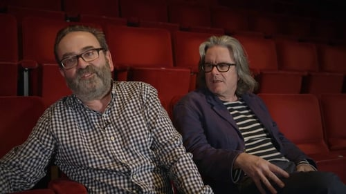 Abbey Theatre Co-Directors Neil Murray and Graham McLaren