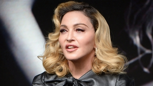 Madonna - Will reportedly be accompanied by a 160-strong entourage