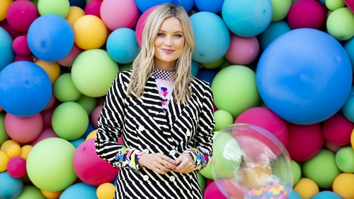 "Laura Whitmore: ""It may be a little bit like an episode of Angela's Ashes. I don't come from royalty and I don't come from a lot. It was really wonderful to do."""