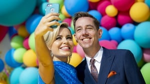 Anna Geary and Ryan Tubridy