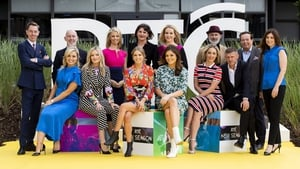 some of the gang at the RTÉ Autumn launch