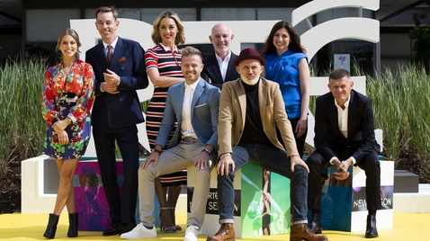 RTÉ Revealing Life's Dramas in Slate of First Rate Comedy, Drama, Documentary, Lifestyle and Sports Programming for New Season