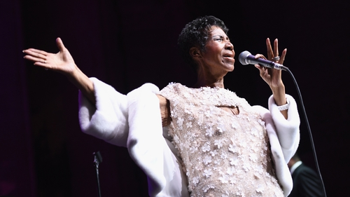 """Aretha Franklin's coffin is to be """"entombed"""" along with the remains of her father, the Reverend C.L. Franklin, and her brother, Cecil Franklin, and sisters Carolyn and Erma Franklin"""