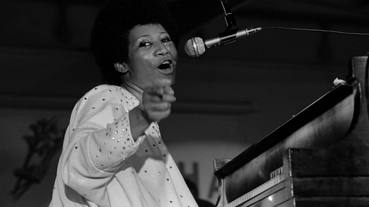 Iconic singer Aretha Franklin has died aged 76