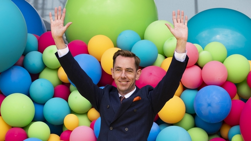Ryan Tubridy offers up a beautiful array of children's books for kids (and grown-ups) to read while social distancing.