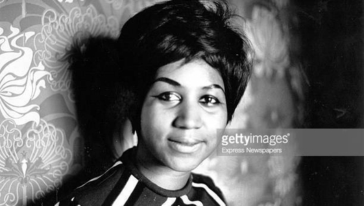 Aretha Franklin, RIP