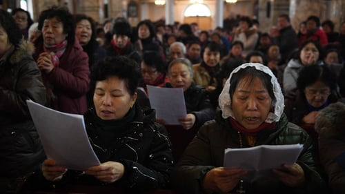 Catholicism, like all religions, suffered intense oppression during the Cultural Revolution