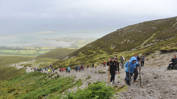 The pilgrimage will be held throughout the month of July