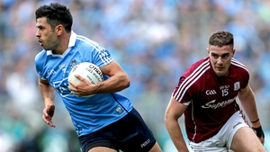 Cian O'Sullivan is one of Dublin's most experienced players