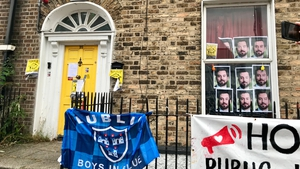 The properties were occupied in a protest over the housing crisis
