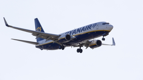 Ryanair delays first B737 Max delivery until winter