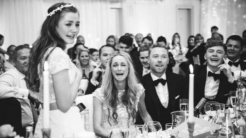 Ronan and Storm Keating celebrate third wedding anniversary, image via Ronan Keating/Instagram