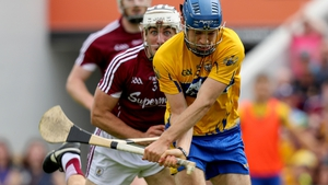 Shane O'Donnell breached the Galway defence in the semi-final replay