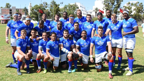 All Blacks, Springboks await Namibia World Cup