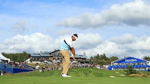 Scott Jamieson shares the lead at the Nordea Masters