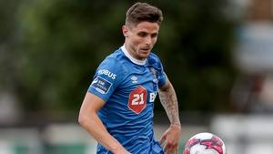 Gavan Holohan scored the visitors' winner