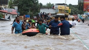 Around 223,000 people have been forced into 1,568 relief camps because of the floods