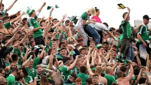 Limerick fans are in dreamland