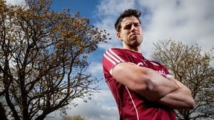 Gearóid McInerney is back in the heart of the Galway defence