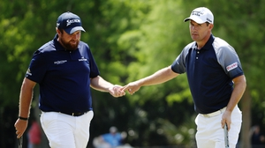 Shane Lowry and Padraig Harrington both missed the cut at the Wyndham Championship