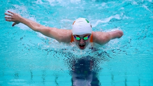 After two fourth place finishes, Ellen Keane secured bronze in the women's 200 metres Individual Medley at the World Para Allianz European Swimming Championships at the National Aquatic Centre