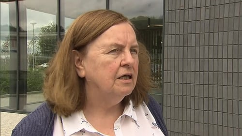 Bernadette McAliskey was addressing a conference marking the first civil rights march 50 years ago from Coalisland to Dungannon