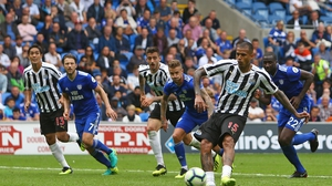 Kenedy fails to convert from the spot