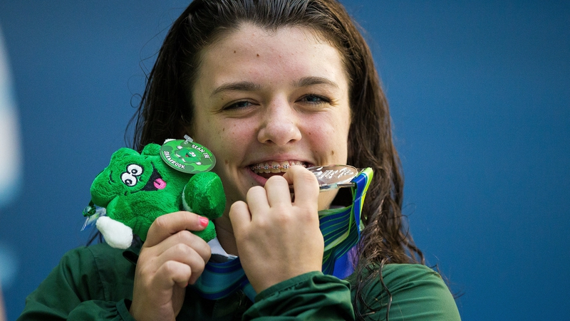 Turner wins Ireland's second medal at para swimming