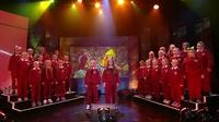 Corpus Christi National School Choir | Up For The Match