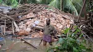 Roads and over 134 bridges have suffered damage, isolating remote areas in the hilly districts of the state which are worst affected