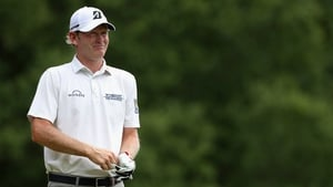 Vying for his ninth PGA Tour victory, Snedeker completed just seven holes - firing two birdies - to sit 16 under before the storm clouds began to gather.