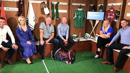 The Dressing Room with Sunday Sport