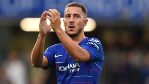 Eden Hazard remains in Real Madrid sights