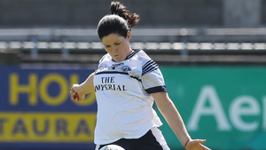 Aisling Maguire was Cavan's scoring star