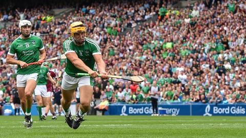 Tom Morrisey on Limerick's stunning win   The Sunday Game