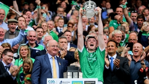Declan Hannon lifted Liam MacCarthy last year for Limerick without playing in a Munster final